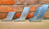 Supporto inclinato per travi, piastra staffa per legno, scarpa di ancoraggio