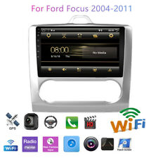 9'' 1080P Android 9.0 Car GPS Stereo Radio Player 2+32G For Ford Focus 2004-2011