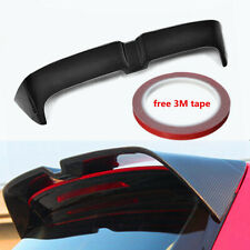 Spoiler Wing For VW Golf MK7 VII GTI & R Style 2014-2017 Carbon Fiber Rear Wing