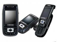 Samsung SGH D500 D 500 Handy Schwarz Neu ohne Simlock Slider Kult Retro Händler!