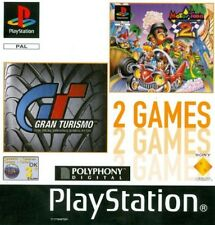 Gran Turismo + Motor Toon Grand Prix 2 PS1