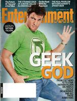Entertainment Weekly Magazine March 25 2011 Nathan Fillion Blubberella