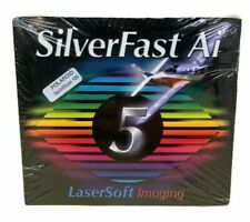 SilverFast AI 5 Polaroid SpintScan 120 Scanner Software Windows / MacOS NEW