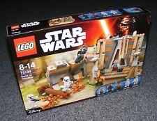 STAR WARS LEGO 75139 BATTLE ON TAKODANA B-STOCK BRAND NEW SEALED BNIB