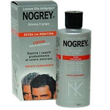 Nogrey ® Elio Antigrey Lotion Elimina il grigio Extra con Keratina Nicky Chini