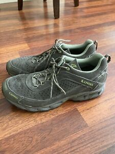 Lowa Hiking Shoes S-Cloud STG 3DTrail Sneakers Leather Men's  US 12