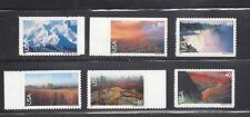 US Scott # C133 - C138 American Landmarks Airmails MNH