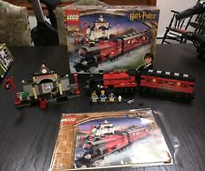LEGO 4708 Harry Potter Hogwarts Express Complete with Box & Manual Mini-figures