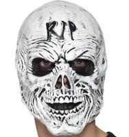 Déguisement Halloween RIP faucheur tête masque mousse latex par SMIFFYS NEUF