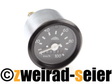 Tachometer Tacho mit Beleuchtung und Blinkkontrollleuchte Simson S51, S53, S70