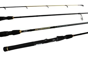 "FISHING ROD OKUMA LRF SPIN RODS FULL GRIP LRF-S-742L-FG 7'4""  / 2-5kg C/W 3-10g"