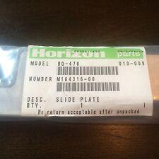 M164316-00 Slide Plate Horizon BQ-470