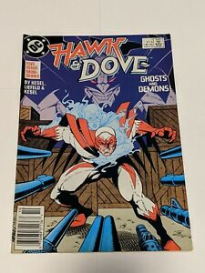 Hawk & Dove #1 October 1988 DC Comics