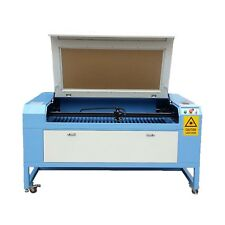 80W CO2 Laser Engraving Cutting Engraver Cutter Machine 1300mm*900mm USB X1390