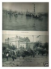 L'ILLUSTRATION 4071 CANNES / RUSSE / CAPRONI / RHIN