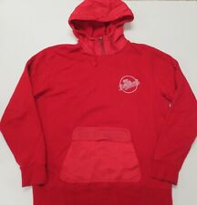 The Hundreds Mens Hoodie Red XL Pullover
