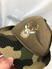 Winchester Camo Medium Hunting Hat With Ear Flap. Warm Minty
