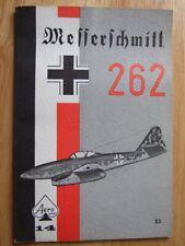 Messerschmitt 262 (Aero Series 14) *Good Paperback*