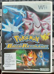 Pokémon: Battle Revolution Nintendo Wii, Neu (noch eingeschweißt)