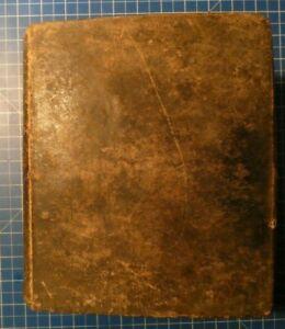 Libri Theologici 1968 Seiten Predigten evangelisch 1737 Leder gebunden Y4-1074