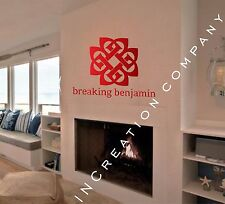 Car wall vinyl decal sticker removable breaking Benjamin graphics garage mancave