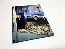 2002 Toyota RAV4 SUV Brochure