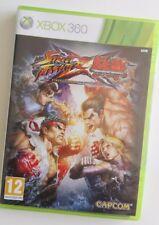 Street Fighter X Tekken * X360 Xbox 360 PAL * Nuevo !! Precintado !!