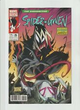 Spider Gwen #25 Rare 2nd Print | Amazing Spider-man #316 Homage Cover  +Bonus