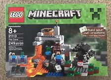 LEGO Minecraft The Cave (21113) NISB