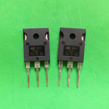 1pair ( TIP36C + TIP35C ) Silicon High Power NPN PNP Transistor ST TO-247