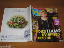 TV SORRISI E CANZONI=2011/40=EMMA MARRONE=BARBARA D'URSO=TESSA GELISIO=