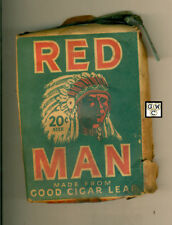 Modern Tobacco used as War Time Currency 20ct Package of Pinkerton Cigar Tobacco