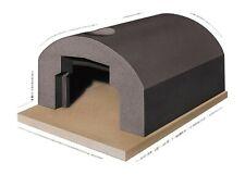 Forno a legna prefabbricato CASA per 2 pizze LINEA VZ modello VESUVIO   NEW!!!
