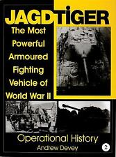 Book - Jagdtiger: The Most Powerful Armoured Fighting Vehicle of WW II - Vol. 2: