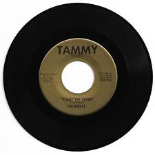 DOO WOP 45 THE EDSELS COUNT THE TEARS ON TAMMY VG+  ORIGINAL