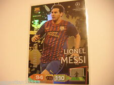Panini Adrenalyn XL Champions League 2011/2012 Lionel Messi limited Edition