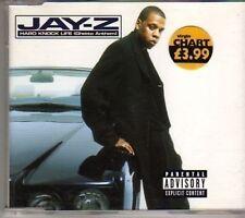 (AJ328) Jay-Z, Hard Knock Life (Ghetto Anthem)- 1998 CD