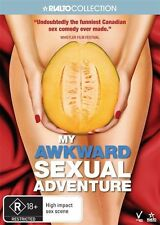 My Awkward Sexual Adventure (DVD, 2013)  BRAND NEW REGION 4