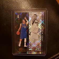 2019/20 Panini Black NBA Luka Doncic 13 /25 SP Mavs