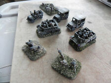 Flames of war   Mixed British Recon group