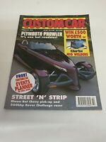 Vintage  custom car Magazine kustom hot rod hotrod car 1994 February