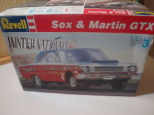 Revell Sox & Martin Gtx 1:25 Scale Sill Level 3 Missing Hood Pre Painted