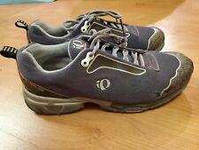 Pearl iZumi Mens 5125 Seek  Gray Black Sneakers Shoes Size 10/ 45 EU