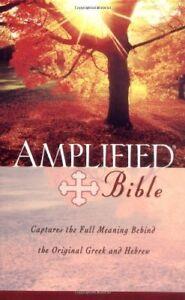 Amplified Bible-AM,Zondervan