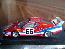 1979 FERRARI 512 BB DAYTONA 24 Hours ANDRUET / BALLOT LENA / DINI - BRUMM 1/43