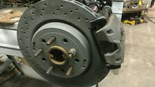 Chevy GM 10/12 Bolt Axle Brake Swap C5 C6 Corvette Conversion hybrid Z06 rotors