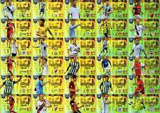 Panini Adrenalyn XL FIFA 365 2017 SET 33 CARS LIMITED EDITION Messi Ronaldo ....