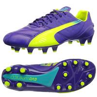 Puma Evospeed 1.3 Lth Fg Cuir Chaussures de Football Rasenplatz Marco Reus