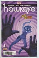 Hawkeye #8 Fraction Marvel Comics 1st Print 2017 NM