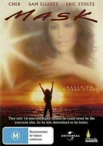 Mask Cher DVD New and Sealed Australia